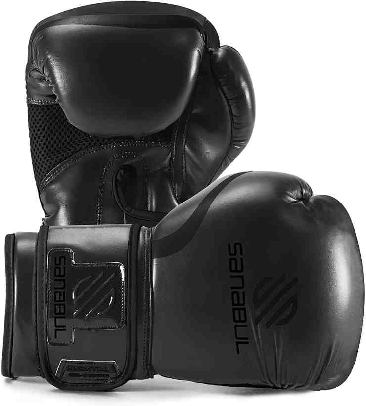 Sanabul Essential Gel Boxing Gloves