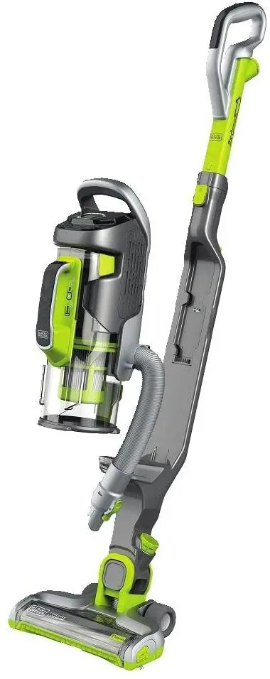 BLACKDECKER POWERSERIES PRO Cordless Vacuum 2 in 1 Anti Allergen