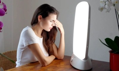 best light therapy sad lamp