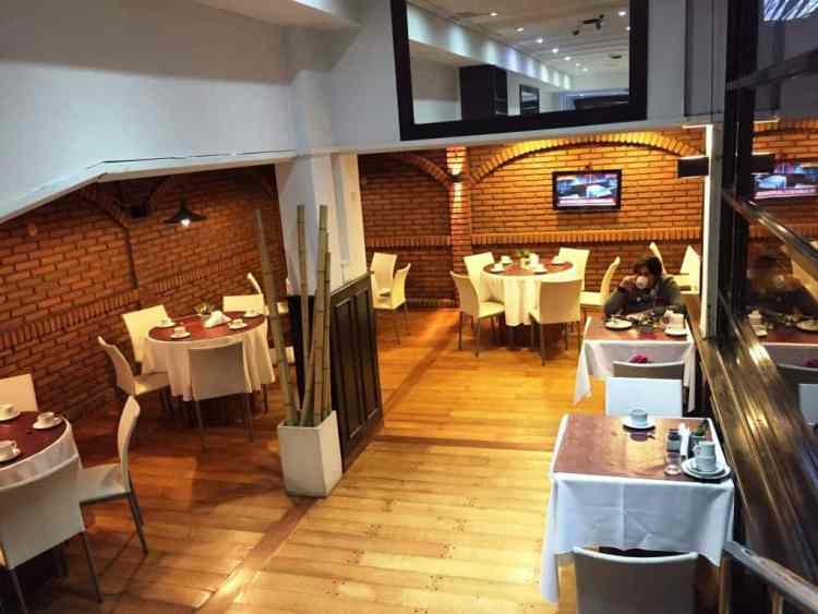 "Corregidor Hotel restaurant - ""The personal"" touch"" in a big Argentine city"