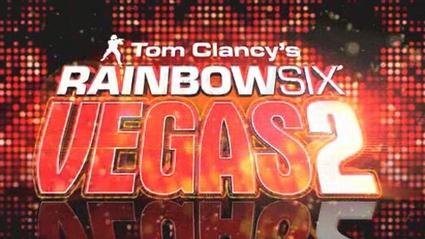 Rainbow Six Vegas 2 Banner