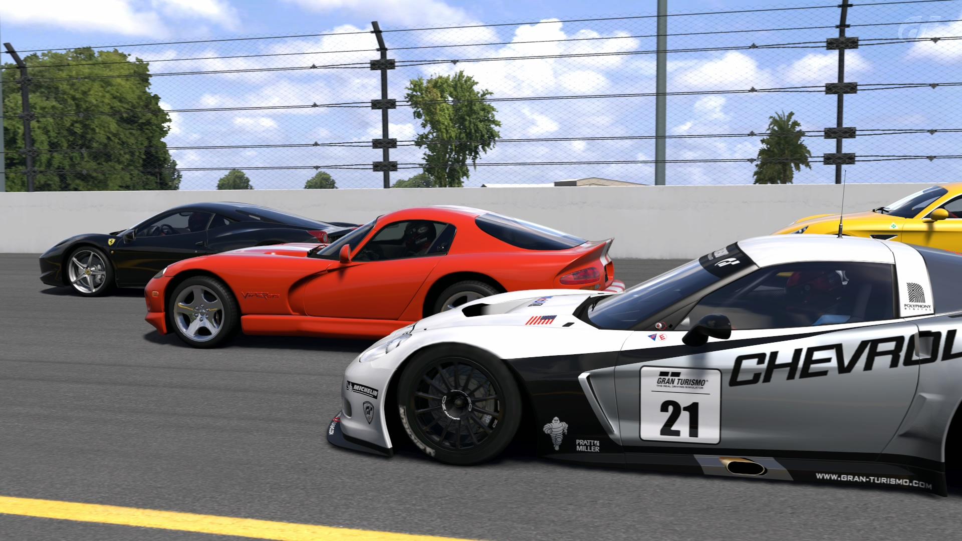 Gran Turismo 5: Gran Turismo 5 Review