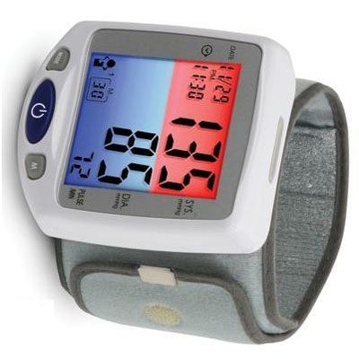 The Color Interpreting Blood Pressure Monitor