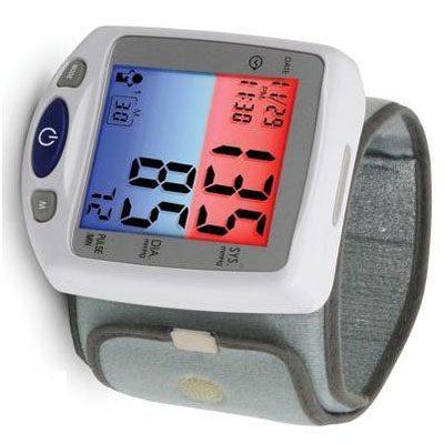 The Color Interpreting Blood Pressure Monitor