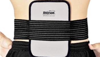 Therion Platinum Magnetic Back Pad