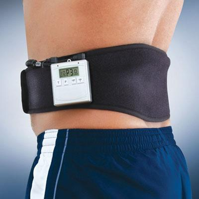 The Electrotherapy Back Wrap