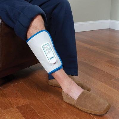 The Travelers Circulation Enhancing Leg Massager