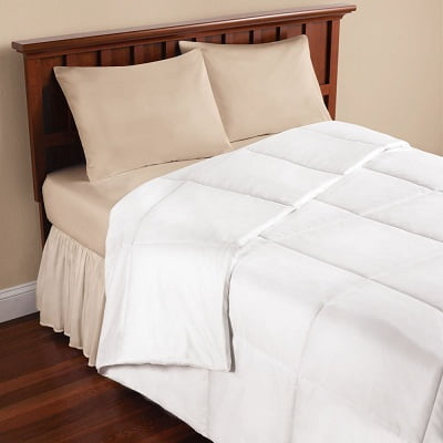 The Temperature Regulating Comforter