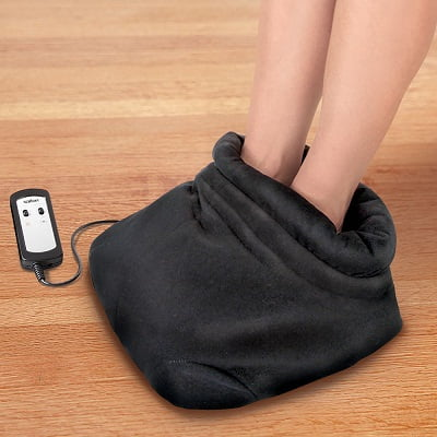 The Shiatsu Heated Foot Massager 2
