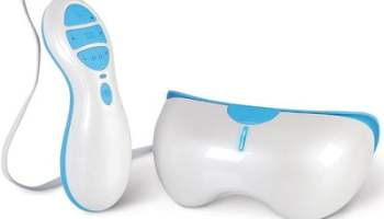 The Strain Relieving Eye Massager
