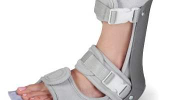 The Cold Therapy Plantar Fasciitis Night Splint