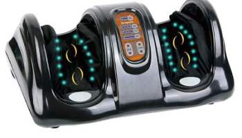 Carepeutic Hand-Touch Shiatsu Foot Massager