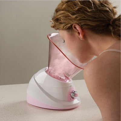 The Hot Cold Facial Sauna