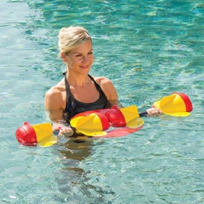 The Adjustable Aquaweights 1