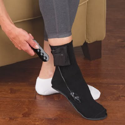 The Only Cordless Plantar Fasciitis Pain Relieving Sock