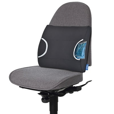 The Hot Cold Therapy Lumbar Support 1