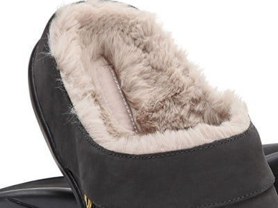 The Lady's Back Pain Relieving Fur Slippers 1
