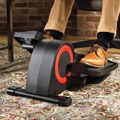 The Under Desk Elliptical Trainer