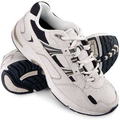 The Gentlemen's Plantar Fasciitis Orthotic Walking Shoes