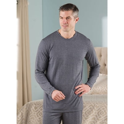 The Men's Sleep Enhancing Pajama Shirt
