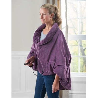 The Cordless Heated Cape 1
