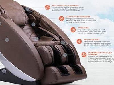 The World's Most Versatile Massage Chair 2