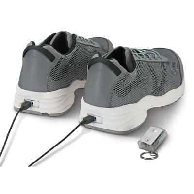 The Circulation Enhancing Vibrating Shoes 1