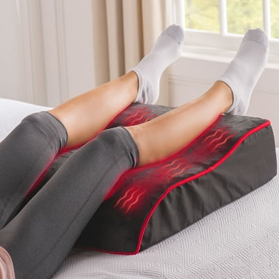 The Pain Relieving LED Leg Rest