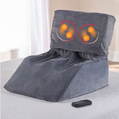 The Only In Bed Shiatsu Foot Massager 1