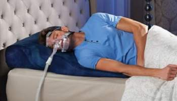 The Only Sleep Improving CPAP Bed Wedge