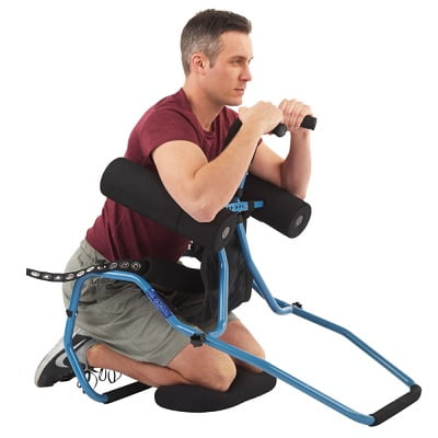 The Gentle But Firm Back Stretcher
