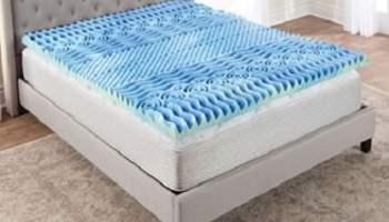 The Body Contouring 7 Zone Memory Foam Topper