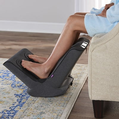 The Triple Therapy Foot And Calf Massager
