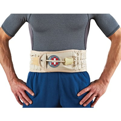 The Lumbar Disc Decompression Belt 1