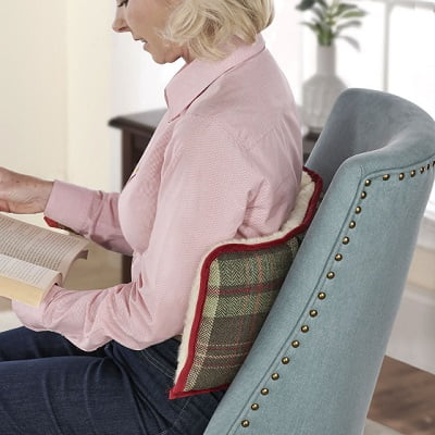 Lumbar Support Cushion 1