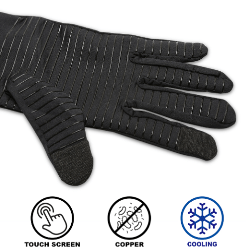 Antimicrobial Touchscreen Gloves1