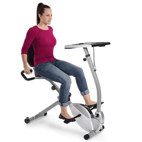 Home Exercise Bike Workstation1