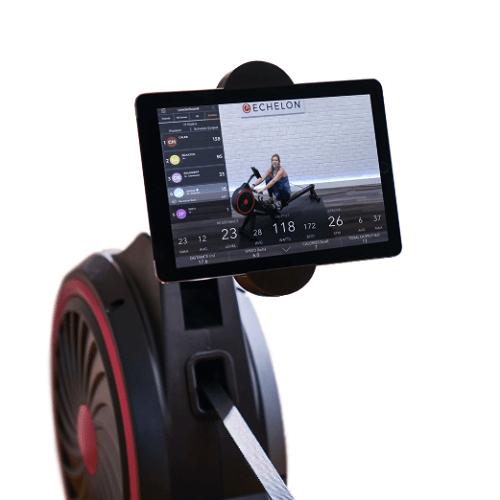 Live Fitness Class Smart Rower1