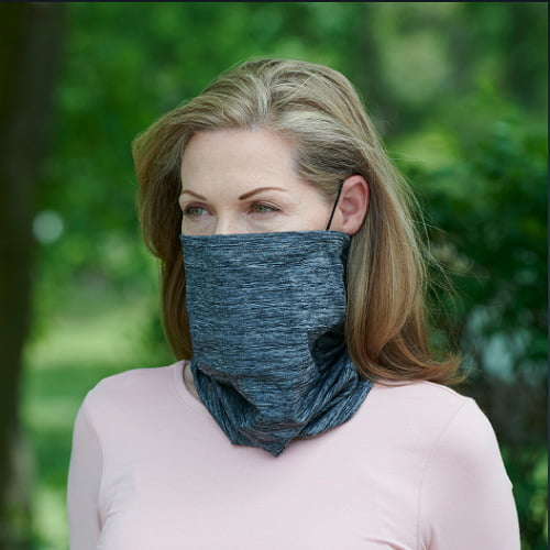 Antimicrobial Cooling Gaiter Scarf