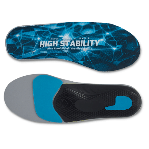 High Stability Arch Supporting Insoles