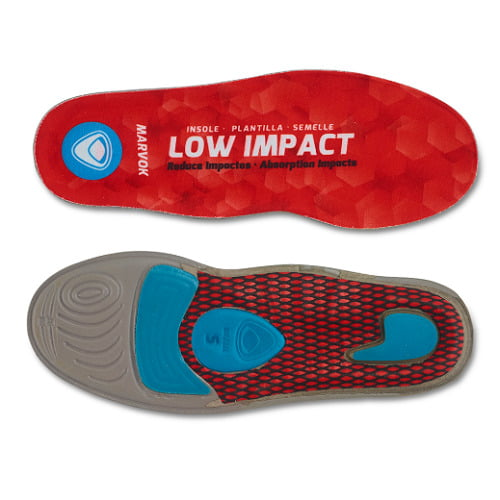 Shock Absorbing Insoles