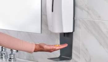 Touchless-Hand-Sanitizer-Dispenser