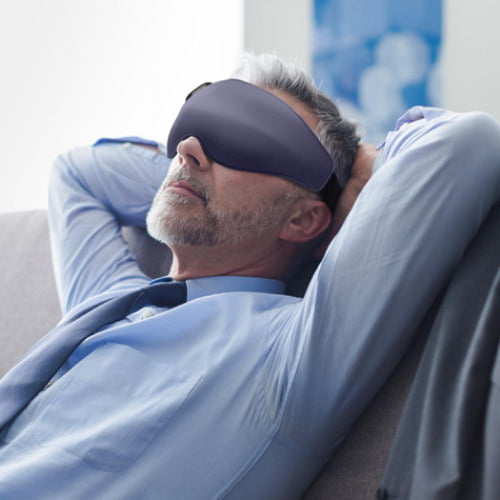 Award Winning Meditative Sleep Mask