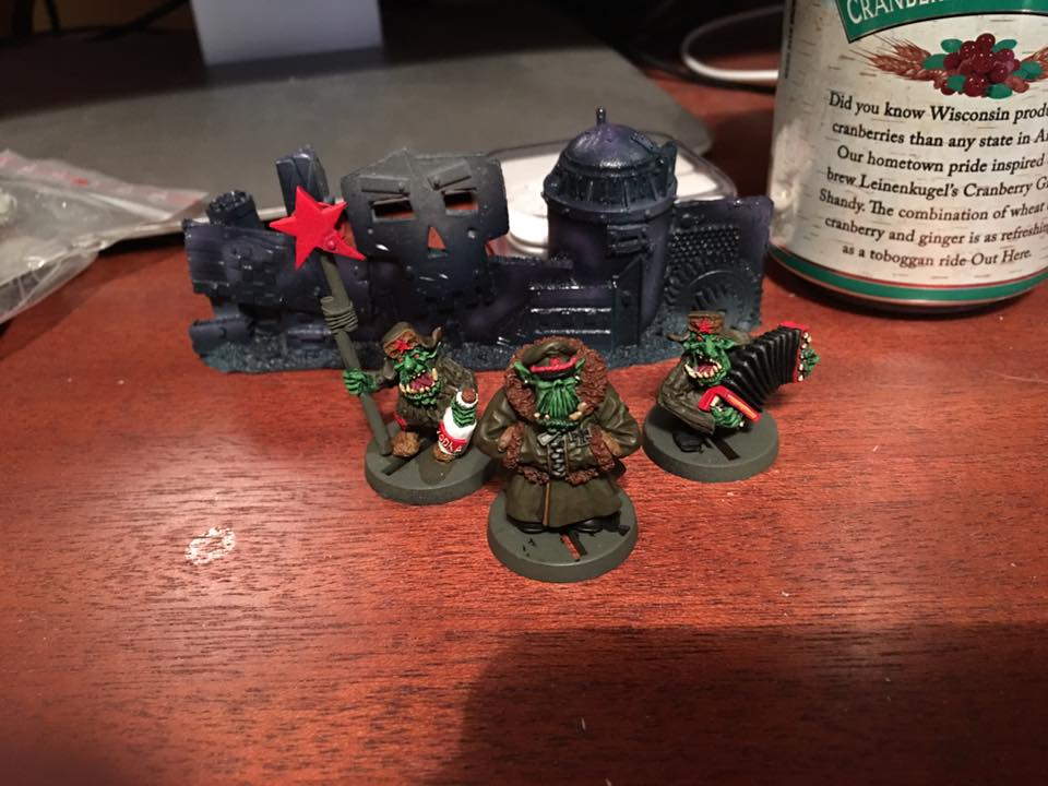 Infantry Command Squad