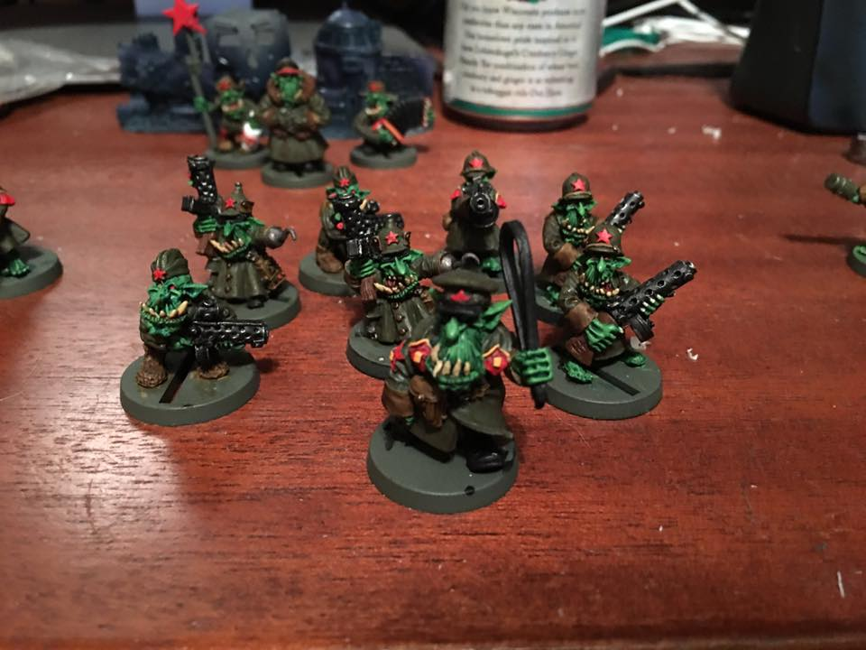 infantry squad wip