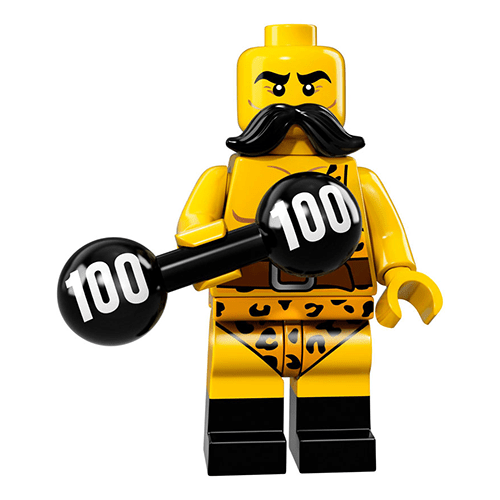 Image result for lego strongman