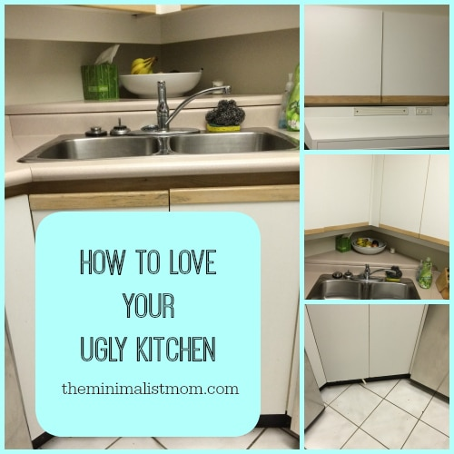 How To Love Your Ugly Kitchen