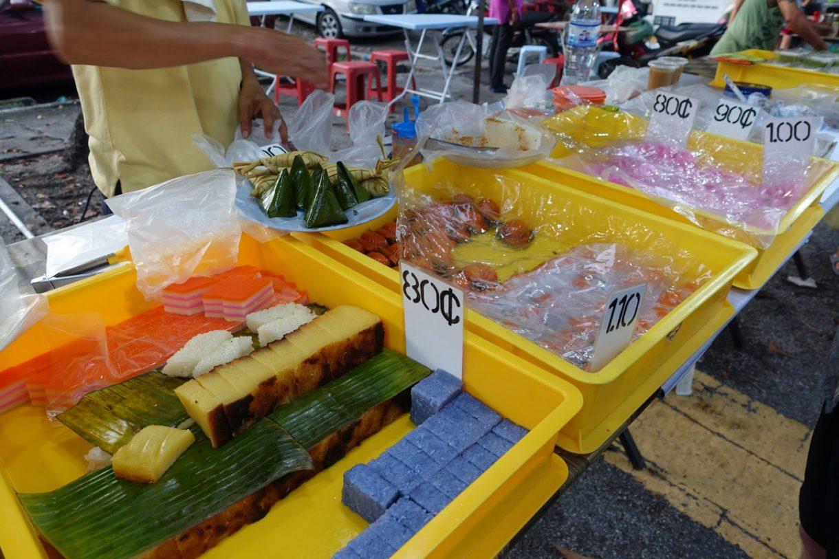 Nyonya Kuih mccullen night market