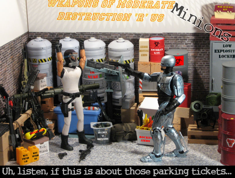 """""""...dead or alive you ARE going to pay those parking tickets!"""""""