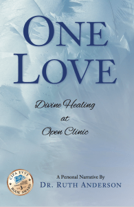 One Love: The healing at open clinic Ruth Anderson